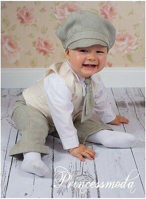 ♛Michel♛ Eleganter Taufanzug für den Prinz! Princessmoda!