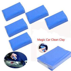 Auto-KFZ-Reinigungsknete-Lack-Reinigung-Lackreiniger-Lackreinigungsknete-Blau