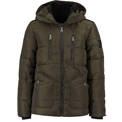 Garcia Jungen warme Winterjacke Outdoorjacke Anorak mit Kapuze outdoor jacket