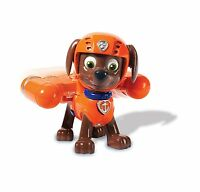 Nickelodeon, Paw Patrol - Action Pack Pup And Badge - Zuma , New, Free Shipping on sale
