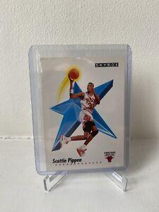 Scottie-Pippen-1991-Skybox-Basketball-Card-Chicago-Bulls