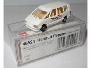 """Busch 45524 """"Renault Espace BALAIR CTA Swissair"""" 1:87, neu in OVP - Berlin, Deutschland - Busch 45524 """"Renault Espace BALAIR CTA Swissair"""" 1:87, neu in OVP - Berlin, Deutschland"""