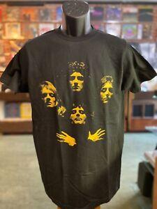 Queen Hoodie Mens Bohemian Rhapsody Freddie Mercury Four Faces ROCK
