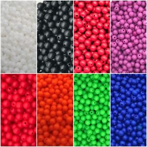 TULIP BEADS FOR SEA COARSE FISHING LURES DEVON MINNOW TRACES INLINE BUFFER BEADS