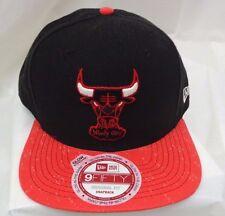 cf20e0f7 Era Chicago Bulls Glow in The Dark 9fifty Strapback Cap for sale ...