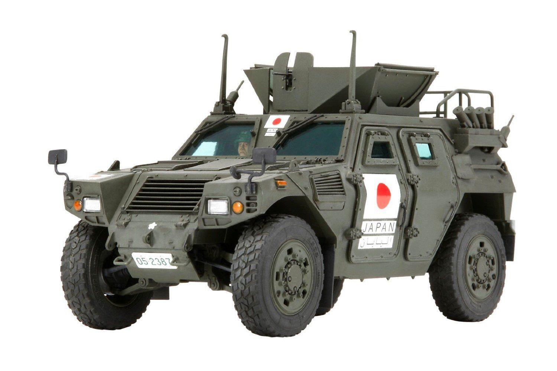 Tamiya1 35ground Defensa Personal Forcekomatsu Lav Irak Especificación Modelo