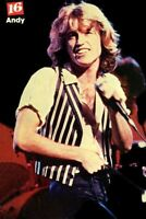 Andy Gibb Large Poster 24inx36in