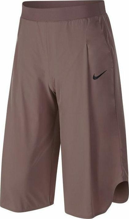 Pantalón corto para mujer largo de división de correr Nike Grande. 933567-259