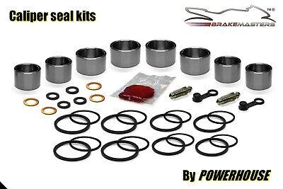 Triumph Daytona 955i Front Brake Caliper Seal Kit