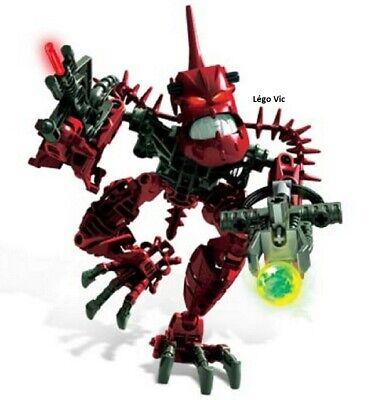 N54 Lego 8902 Bionicle Voya Nui Piraka Vezok robot complet de 2006