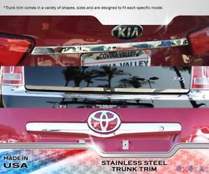 For Town Car 03-11 Front Chrome Driver Side Bumper Trim