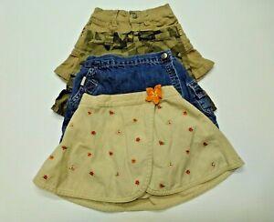 Skirts Honey 4 Skirts Gymboree Chaps Gap Girls Size 2t Skirt Lot Great Condition