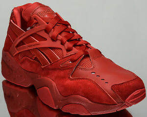 Shoes Reebok  Graphlite Pro Solids rojorojorojo AR2604 Men Sneakers