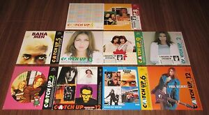 All-PROMO-ONLY-with-U2-tracks-10-x-JAPAN-various-artist-compilation-CD-set-BONO