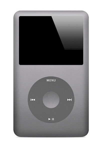 Apple iPod classic 7th Generation Black (120 GB) for sale ...