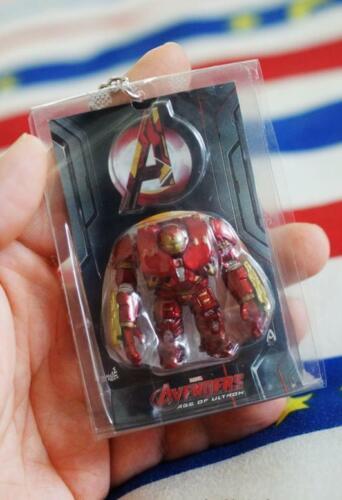 Hot Toys Avengers Hulkbuster Touma Keychain Diecast Orginal High Quality