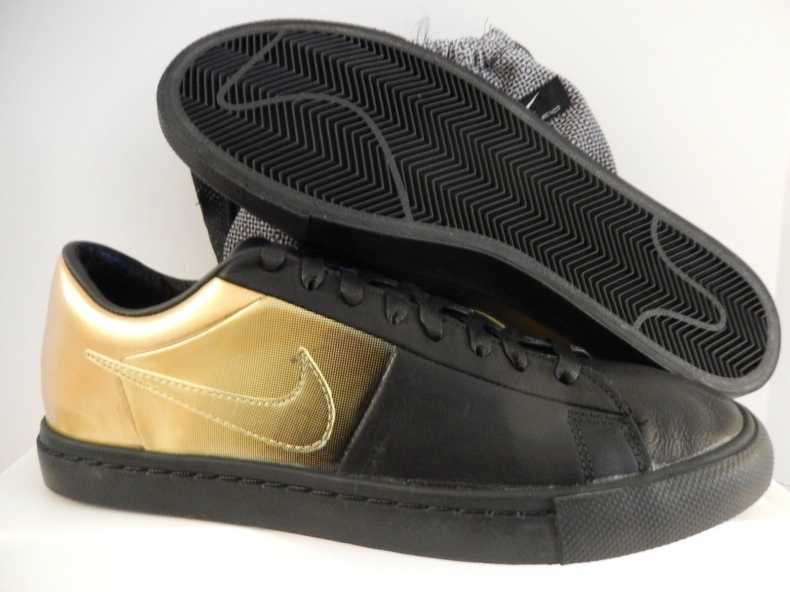 Nike blazer basso sp / pedro lourenco - donne sz 11-mens sz - 718802-008]