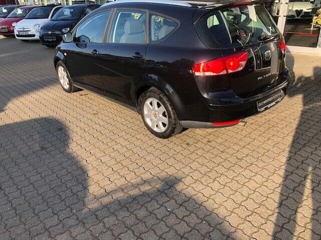 Seat Altea XL 1,6 Stylance Benzin modelår 2007 km 124000
