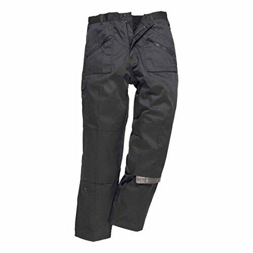 Portwest Thermal Lined Action Kneepad Work Trousers C387 Trousers Active-Workw