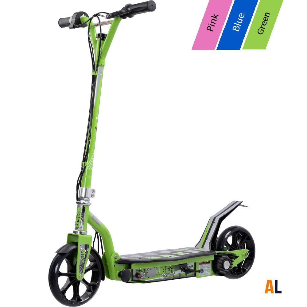 Patinette Electrique pour Enfant Scooter Électrique Trottinette 100W 15km h