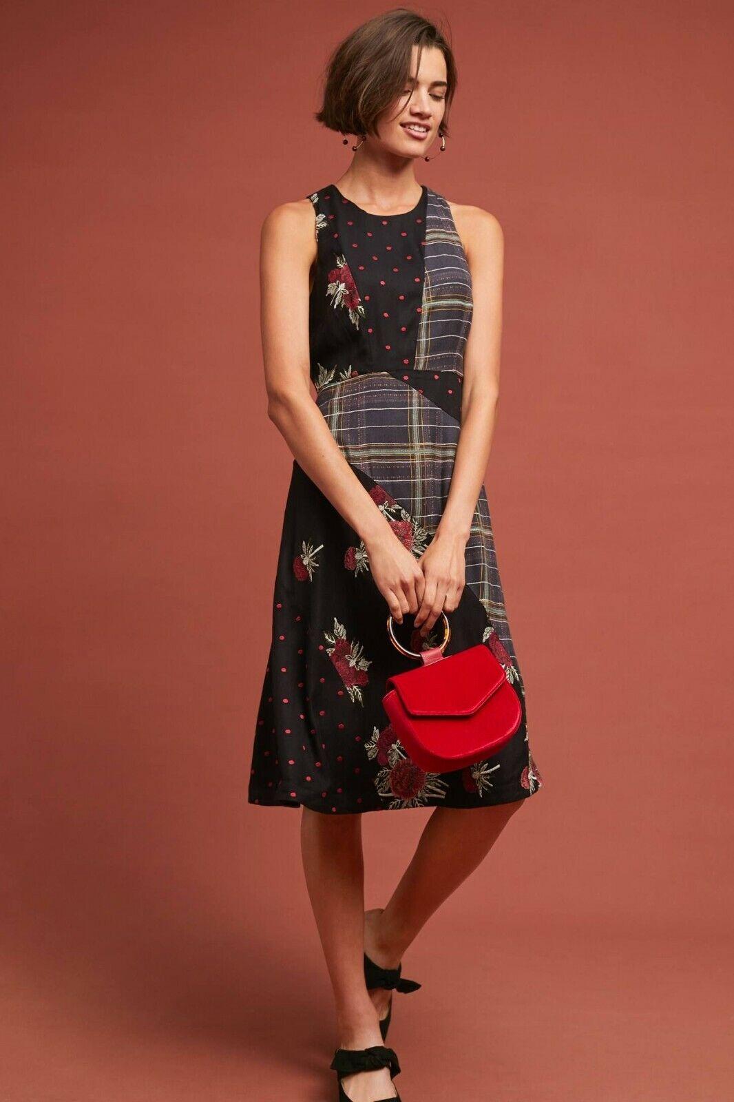 Neuf avec étiquettes taille 6P à motifs Bliss robe par Maeve