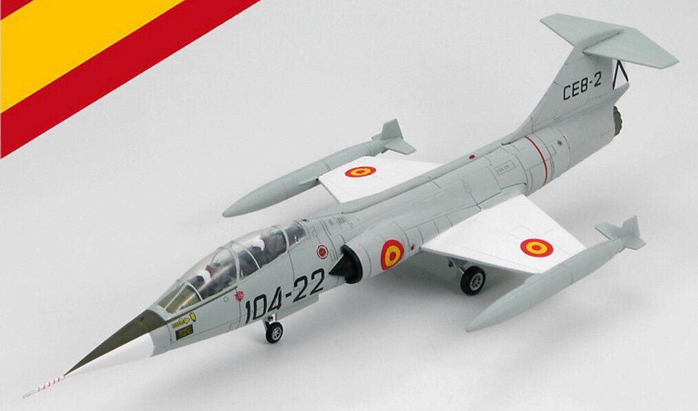 ♠Hobby Master 1 72 Air Power Series HA1056 Lockheed TF-104G, Spanish Air Force