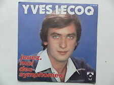 YVES LECOQ Jouez moi des symphonies ct 46229