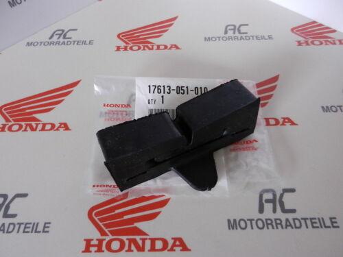 Honda xl xr 70 75 100 tankhaltegummi arrière rubber Fuel rear tank 17613-051-010