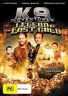 K9 Adventures - Legend Of The Lost Gold (DVD, 2015)