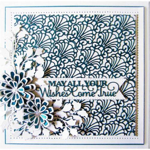Individual WordMetal Cutting Dies Stencil Diy Scrapbooking Paper Cards Crafts