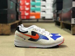 Nike Air Skylon II shoes beige blue orange
