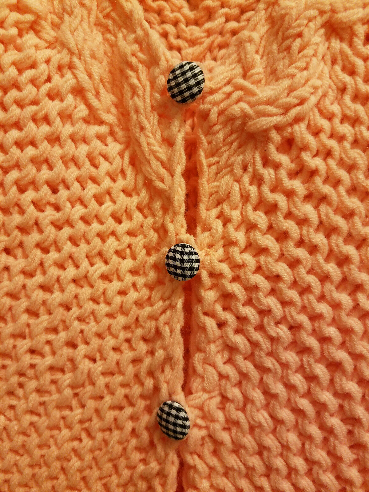 Free People People People Cardigan with accent buttons, Pink, Size M, NWOT 9c0262