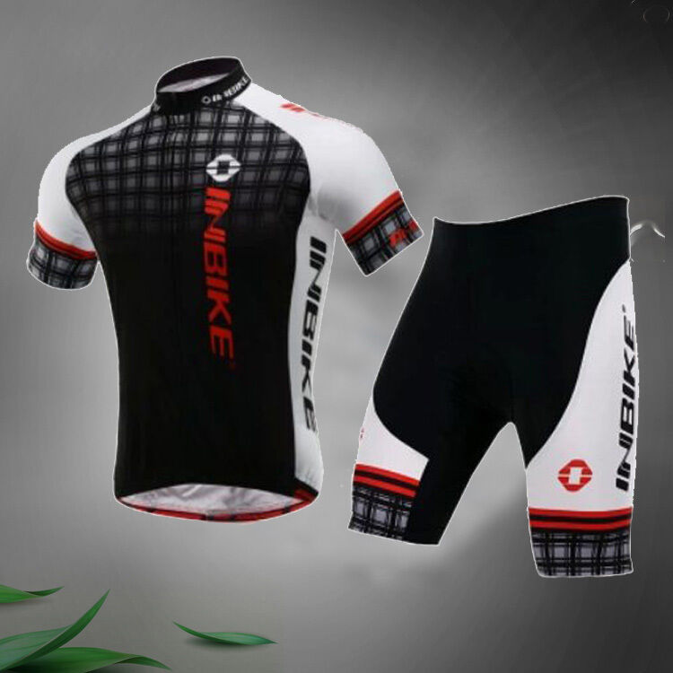 Mens Cycling Jerseys Suits Bicycle Wear Clothes 4D Padded  Shorts Biking Clothing  best quality