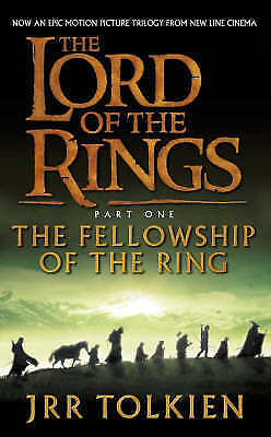 """""""AS NEW"""" The Fellowship of the Ring : Being the First Part of the Lord of the Ri"""