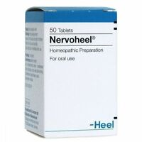 Nervoheel N Homeopathy Anxiety Disorder, Stress Relief,insomnia 50 Tab Us Seller