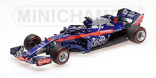 Scuderia Toro Rosso Honda Str13 Brendon Hartley 2018 MINICHAMPS 1:43 417180028