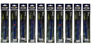 10-NGT-Pole-Float-Carp-Coarse-Fishing-Tackle-Barbless-hook-tied-Pole-Rigs-Line