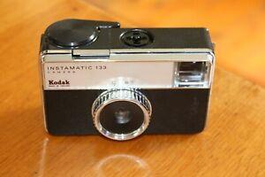 Vintage-Kodak-Instamatic-133-Camera-126-Film-Super-Retro-1970-039-s