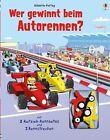 Wer gewinnt beim Autorennen? von Sam Taplin (2013, Gebundene Ausgabe)