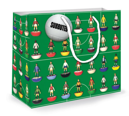 FOOTBALL SUBBUTEO Sac Cadeau-Sac avec étiquette Free p/&p!