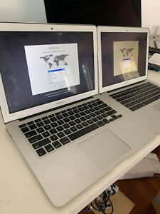 "Apple MacBook Air 13"" 1.6GHz i5 2015 8 ГБ/128 ГБ ex-флот с 6-месячной гарантией"