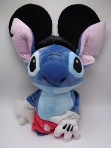 Japan-Disney-Lager-Stich-Mickey-Ohren-Gross-Plueschtier