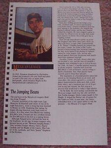 Sal-Maglie-1988-Baseball-Card-Engagement-Book-w-1953-Bowman-Color