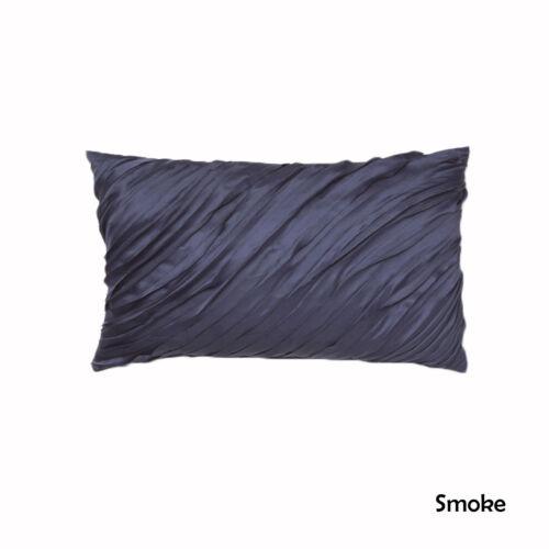 Morocco Mondrian Ruffled Oblong Filled Cushion by Rapee 30 x 50cm
