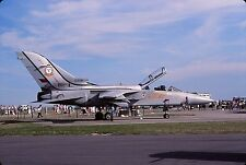 Original colour slide Tornado F.3 spcl. ZE838 of 25 Sqdn. Royal Air Force