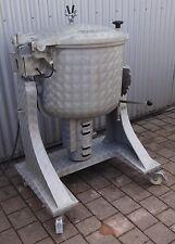 Poltermaschine Mischmaschine Mengmaschine Vakona 125 ltr. Tumbler Polterarm