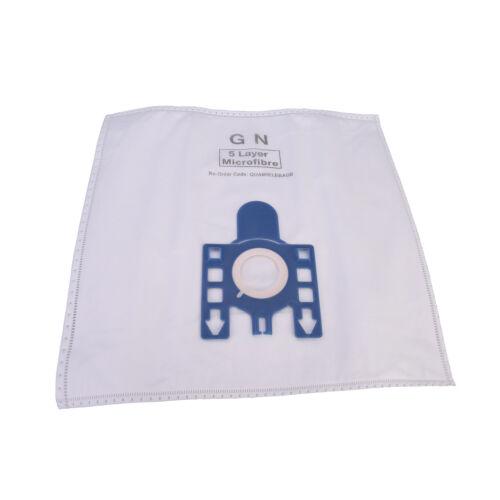 20 x Gn Type Aspirateur Sacs filtres /& 20 X Désodorisants Pour Miele S5260