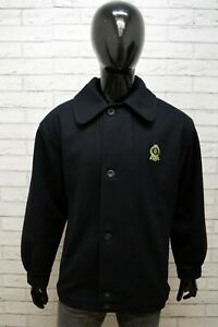 Giacca-Blu-Uomo-Marina-Yachting-Taglia-XL-Cappotto-Giubbotto-Blazer-Jacket-Man