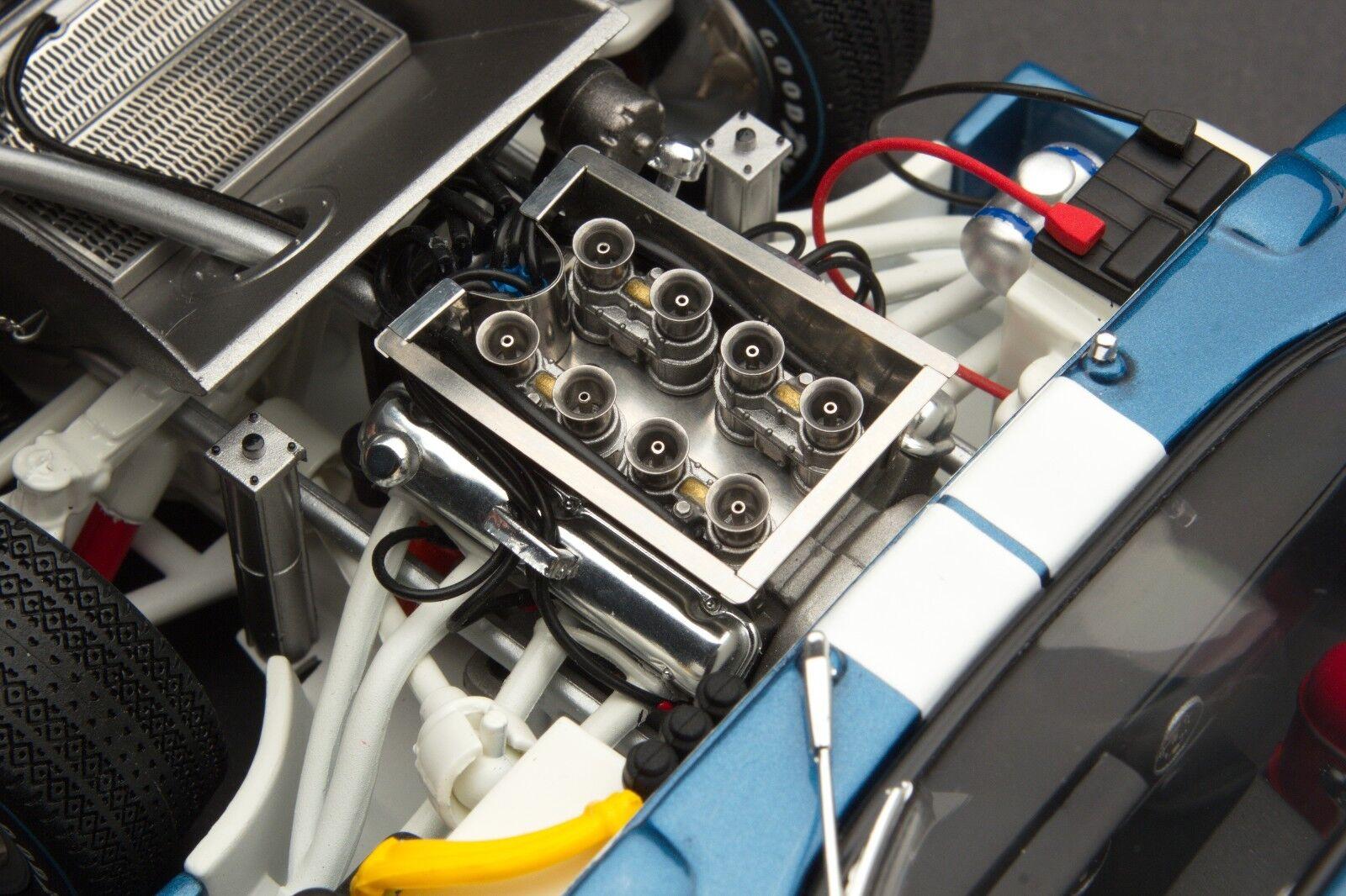 Exoto 1965 Cobra Daytona Coupe   le Mans Voiture N0. 12 1   18    RLG18012B
