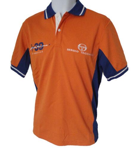 SERGIO TACCHINI Men Polo Shirt  S-Tech Performance Tennis T-Shirt Gent/'s Top